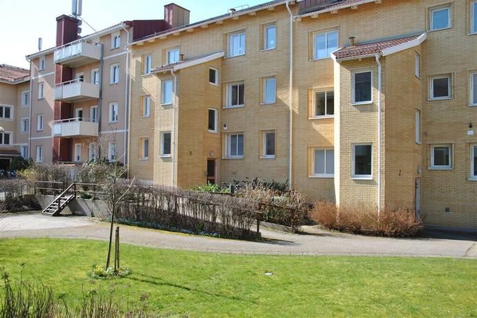 Bild: 2 rum bostadsrätt på Lovisebergsgatan 3, Vänersborgs kommun Nordstan