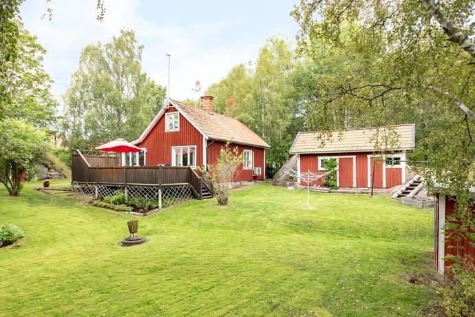 Bild: 4 rum villa på Tomteviksvägen 14, Askersunds kommun Åmmeberg