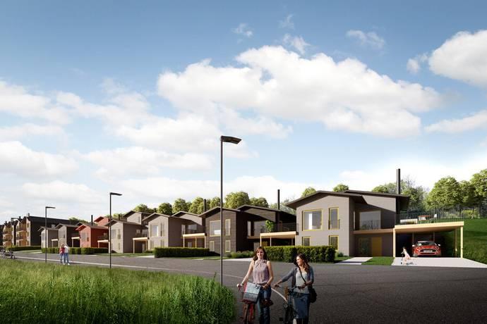 Bild: 149 m² villa på Tunnlandsvägen 100, Jönköpings kommun Kaxholmen