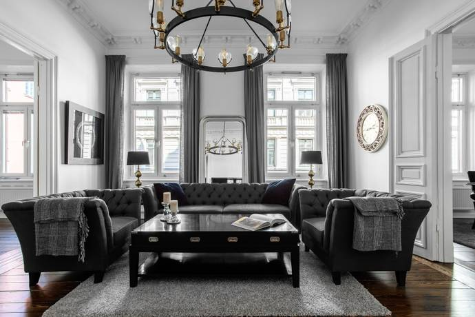 Bild: 4 rum bostadsrätt på Regeringsgatan 83, Stockholms kommun Norrmalm/City
