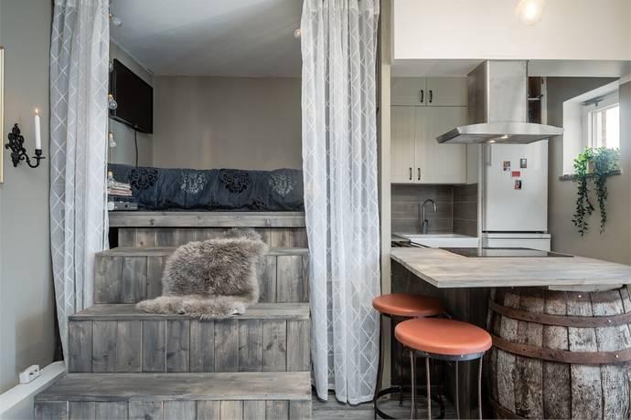 Bild: 1 rum bostadsrätt på Centralgatan 26A, Nässjö kommun Åker