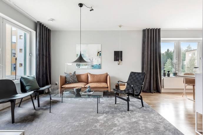 Bild: 3 rum bostadsrätt på Skärvstensgatan 18, Umeå kommun Mariehöjd