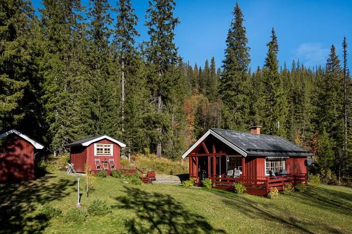 Bild: 2 rum fritidshus på Bydalen 222, Fjällhalsen, Åre kommun Bydalen/Fjällhalsen