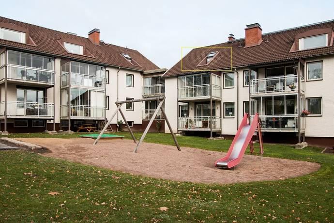 Bild: 1 rum bostadsrätt på Skrantabacken 1B, Karlskoga kommun Nedre Skranta