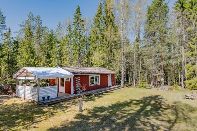 Bild: 4 rum fritidshus på Lövsjövägen 43, Hofors kommun Torsåker, Bagghyttan