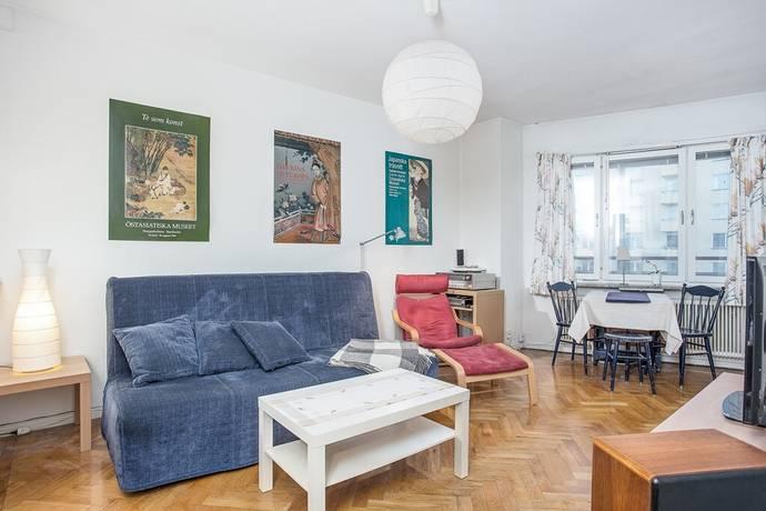 Bild: 1 rum bostadsrätt på Konduktörsgatan 6, Karlstads kommun Viken