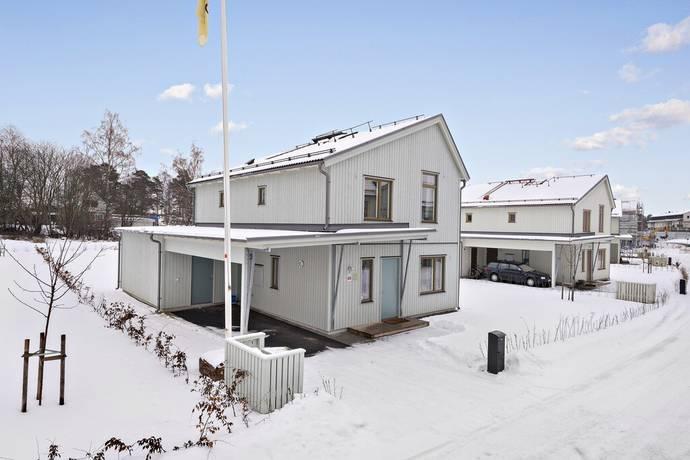 Bild: 6 rum villa på Vetegatan 12, Upplands Väsby kommun Eds Allé