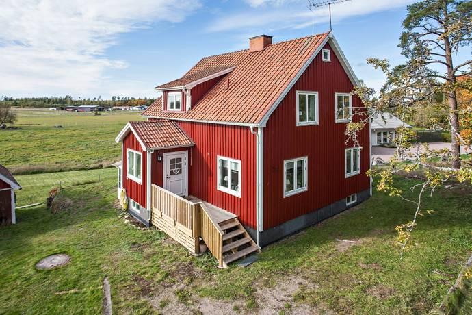 Bild: 5 rum villa på Vänstavägen  25, Hallstahammars kommun Vänsta