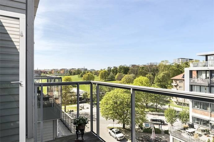 Bild: 4,5 rum bostadsrätt på Sandhamnsgatan 47, 5 & 6tr, Stockholms kommun Östermalm / Gärdet