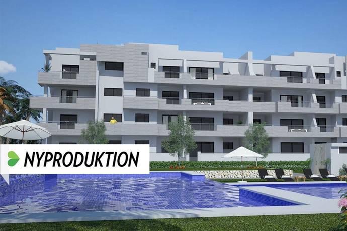 Bild: 3 rum bostadsrätt på Nya markplanslägenheter i mysiga Los Dolses > Monte Solana, Spanien Costa Blanca - Villamartin
