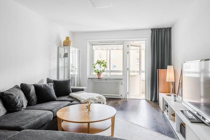 Bild: 2 rum bostadsrätt på Belfragegatan 37, Vänersborgs kommun Lyckhem