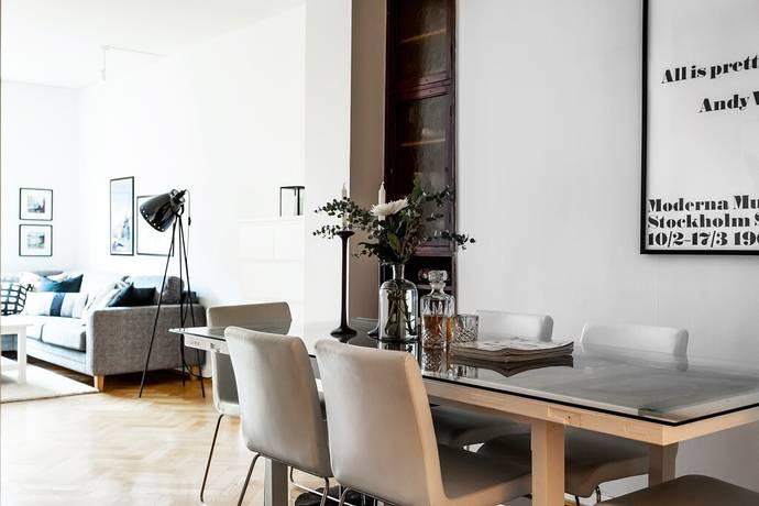 Bild: 2,5 rum bostadsrätt på Kristinehöjdsgatan 7, Göteborgs kommun Johanneberg
