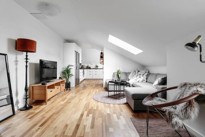Bild: 3 rum bostadsrätt på Engelbrektsgatan 27C, Örebro kommun Öster