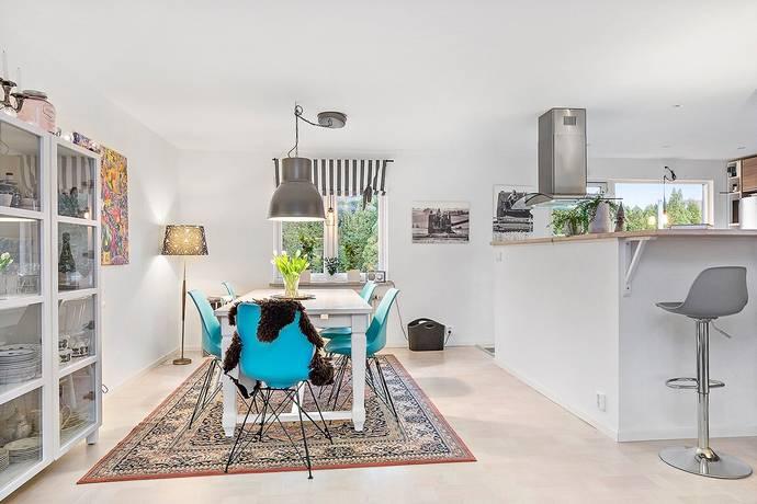 Bild: 3 rum villa på Korngatan 10, Ystads kommun Källesjö och Hedeskoga