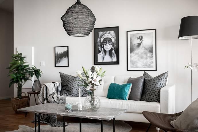 Bild: 3 rum bostadsrätt på Virkesvägen 19B, Stockholms kommun Hammarby Sjöstad