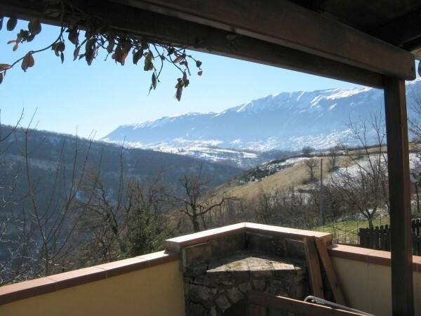 Bild: 4 rum radhus på Caramanico, Italien Abruzzo