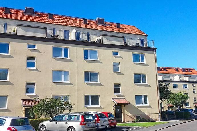 Bild: 1,5 rum bostadsrätt på Sunnanvindsgatan 8D, Göteborgs kommun Hisingen Wieselgrensplatsen