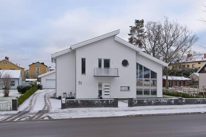 Bild: 6 rum villa på Brogatan 51, Nässjö kommun Åker