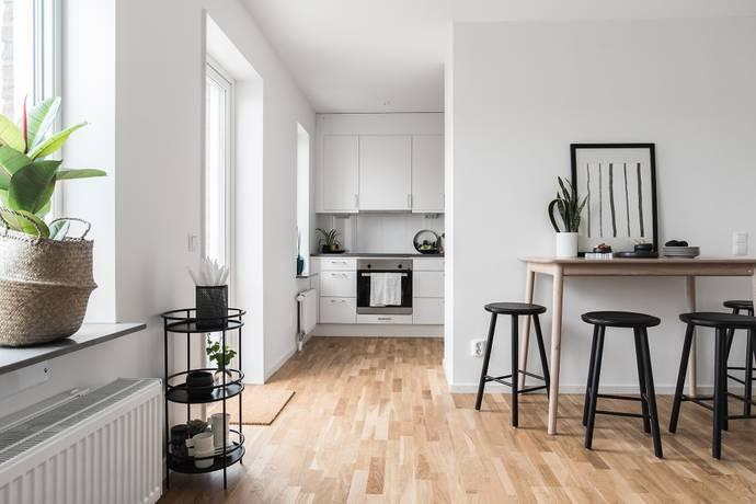 Bild: 2 rum bostadsrätt på Södra Grev Rosengatan 60A, Örebro kommun Slussen