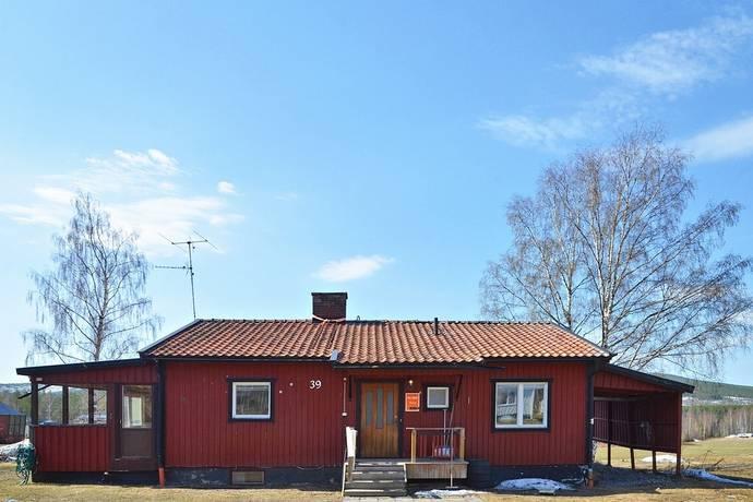 Bild: 3 rum villa på Tväråselet 39, Älvsbyns kommun Övre Tväråsel