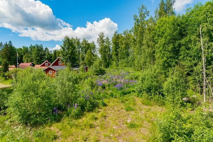 Bild: tomt på Ångersnäsvägen 30, Sandvikens kommun Sandviken-Storsjön