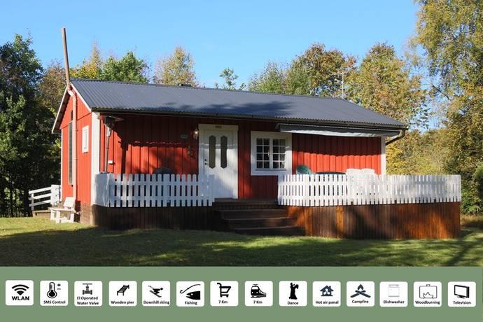 Bild: 3 rum villa på Blädingenäs Västergård 5, Alvesta kommun
