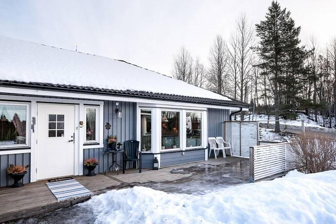 Bild: 4 rum villa på Rissnavägen 5A, Östersunds kommun Brunflo
