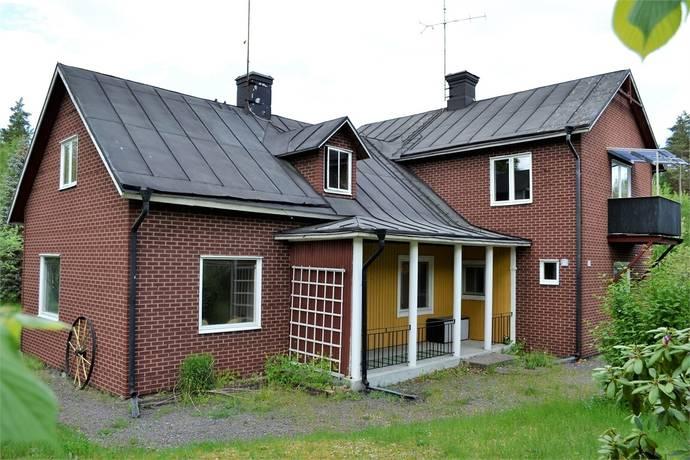 Bild: 5 rum villa på Östra Storgatan 21, Vetlanda kommun Kvillsfors
