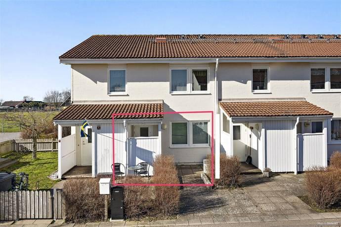 Bild: 2 rum bostadsrätt på Gullregnsvägen 10j, Falkenbergs kommun Skogstorp
