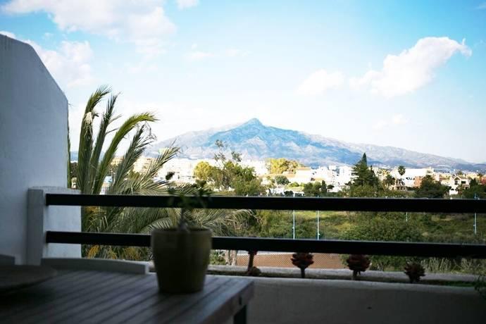Bild: 5 rum bostadsrätt på First line golf Penthouse i Guadalmina Baja, Spanien Marbella - Guadalmina