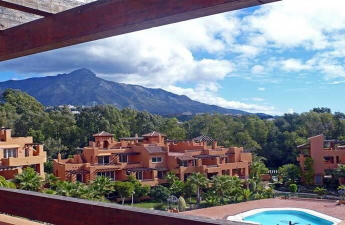 Bild: 4 rum bostadsrätt på Lägenhet i marbella, Malaga, Spanien marbella