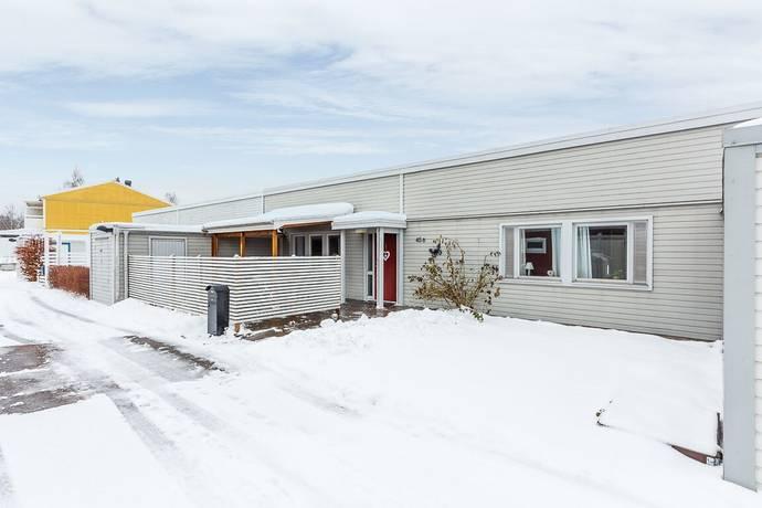 Bild: 4 rum radhus på Durovägen 45B, Gävle kommun Hagaström