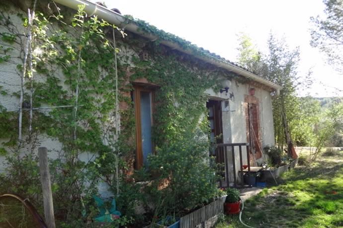 Bild: 3 rum villa på Cessenon sur Orb, Frankrike Languedoc-Roussillon