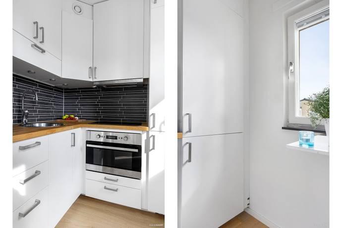 Bild: 1 rum bostadsrätt på Veckovägen 44, 2 tr, Järfälla kommun Jakobsberg