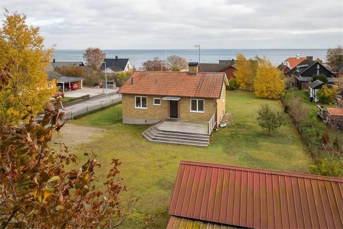 Bild: 2 rum villa på Kaxens väg 5, Sölvesborgs kommun Krokås