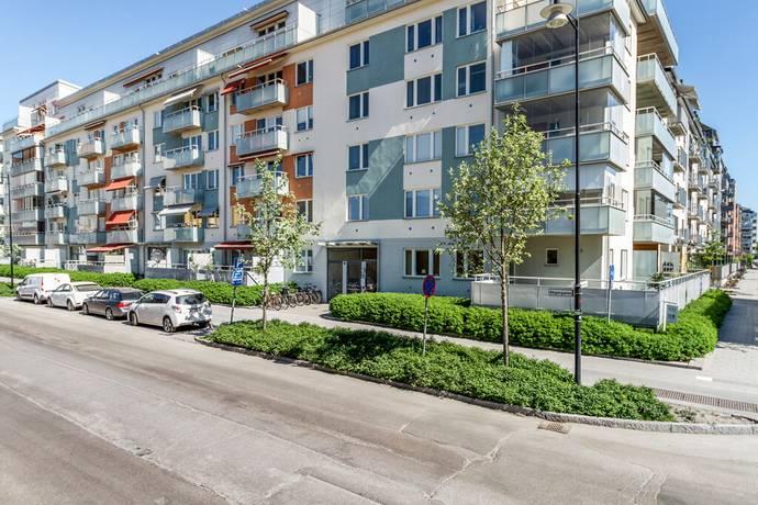 Bild: 2 rum bostadsrätt på Sågargatan 8C, Uppsala kommun Kungsängen/industristaden