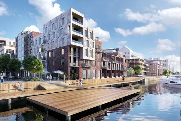 Bild: 2 rum bostadsrätt på Vågbrytargränd, Helsingborgs kommun Helsingborg - Centrum