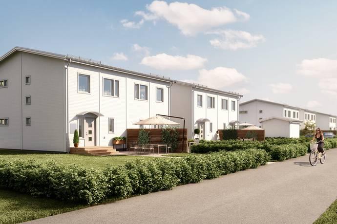 Bild: 4 rum bostadsrätt på Lottavägen, Kristianstads kommun Norra Åsum