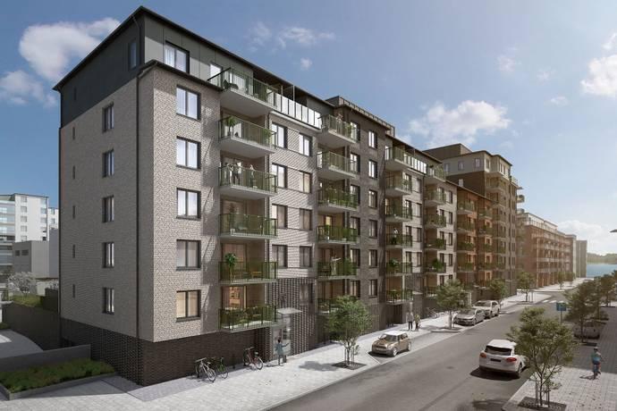 Bild: 5 rum bostadsrätt på Agavägen 19, Lidingö kommun Dalénum