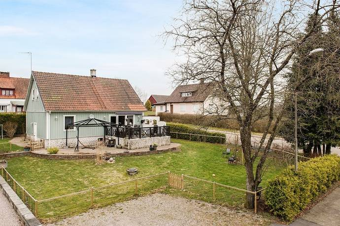 Bild: 4 rum villa på Lilla Norregatan 11, Sjöbo kommun Lövestad