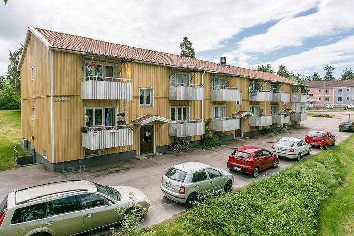 Bild: 2 rum bostadsrätt på Trekanten 2 C, Hammarö kommun Skoghall