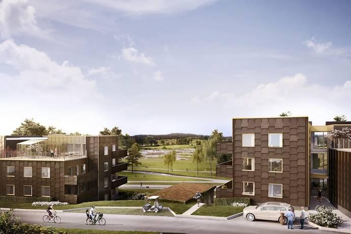 Bild: 4 rum bostadsrätt, Mölndals kommun Hills