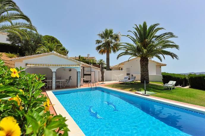 Bild: 5 rum villa på HOT-V5200-SSC, Spanien Mijas