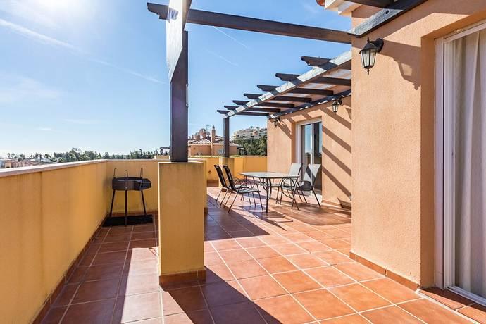 Bild: 3 rum bostadsrätt på Prados del Golf, La Cala de Mijas, Spanien Prados del Golf