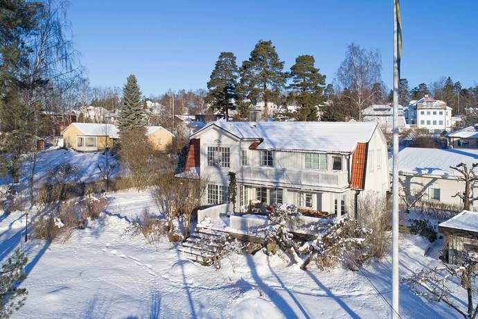 Bild: 8 rum villa på Drakskeppsvägen 20, Täby kommun Viggbyholm