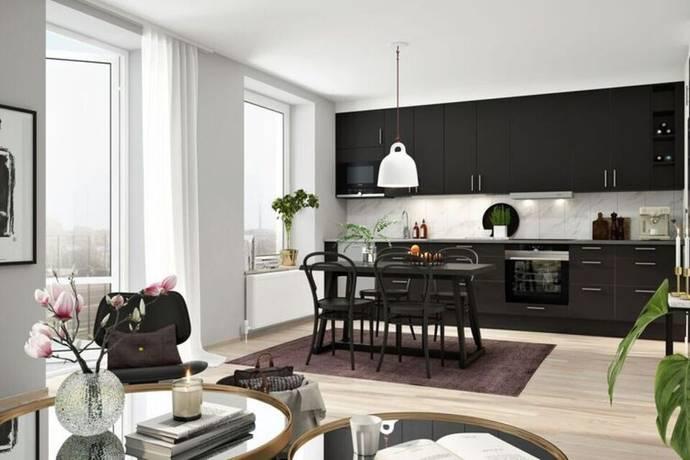 Bild: 3 rum bostadsrätt på Brf Skärvets Trädgård - lgh. nr 3-1104, Växjö kommun
