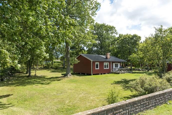 Bild: 4 rum bostadsrätt på Stuga Frans Eriksöre Camping, Solrosvägen 5, Mörbylånga kommun Eriksöre /Öland