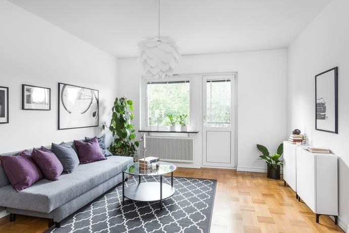 Bild: 1 rum bostadsrätt på Garnisonsvägen 14, Linköpings kommun Ekkällan