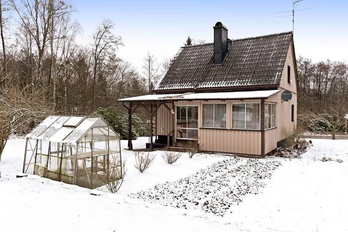Bild: 4 rum villa på Norra Sonnarpsvägen 41, Örkelljunga kommun Åsljunga