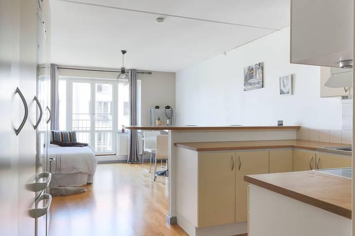 Bild: 1 rum bostadsrätt på S:t Johannesgatan 36B, Uppsala kommun Luthagen/Rackarberget